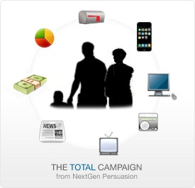 The Total Campaign from NextGen Persuasion